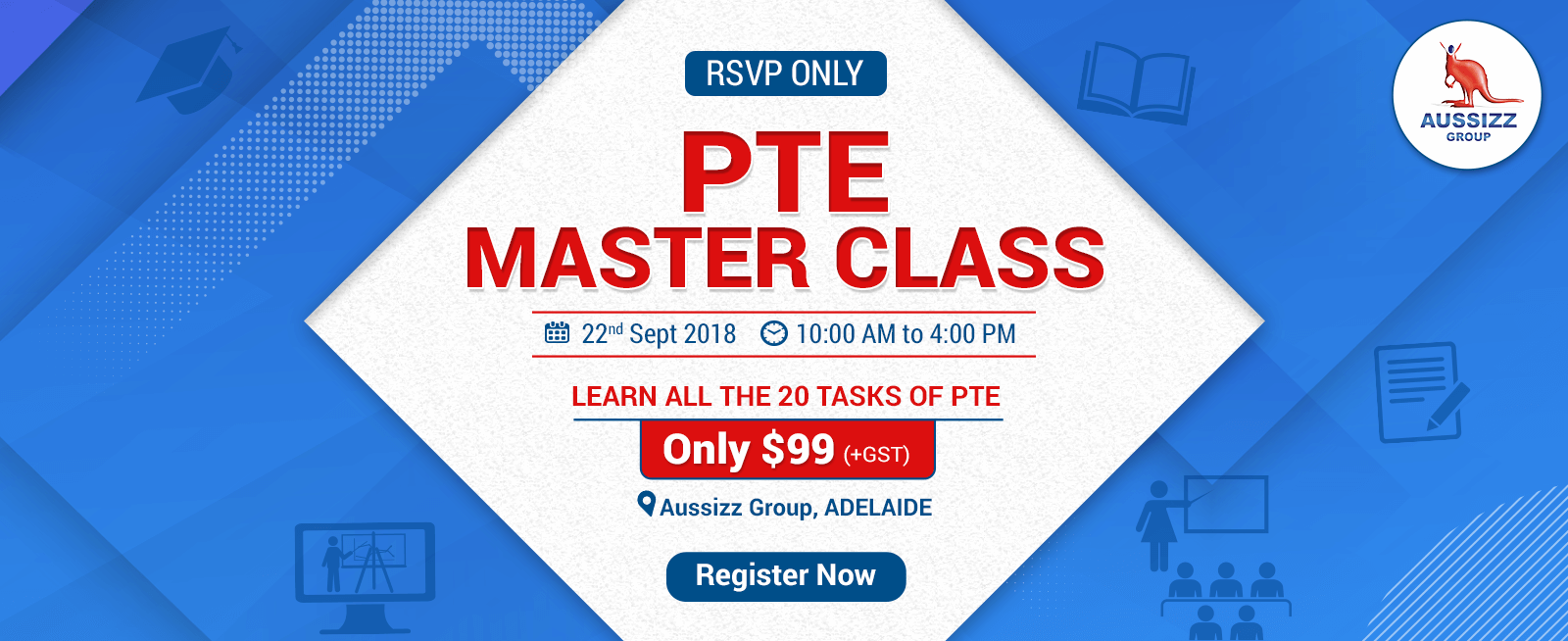 PTE Master Class