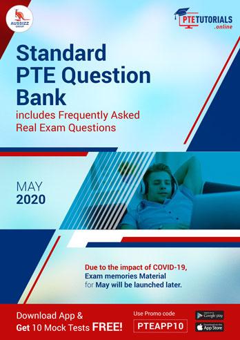 PTE Standard PTE Question Bank