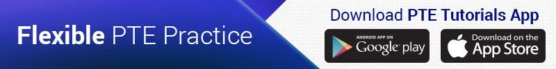 PTE Tutorials App