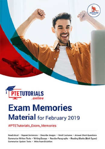 Exam Memories Materials Feb 2019