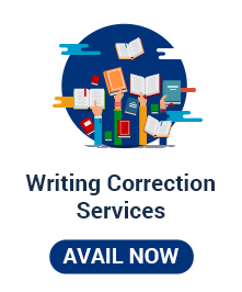 PTE Writing Correction