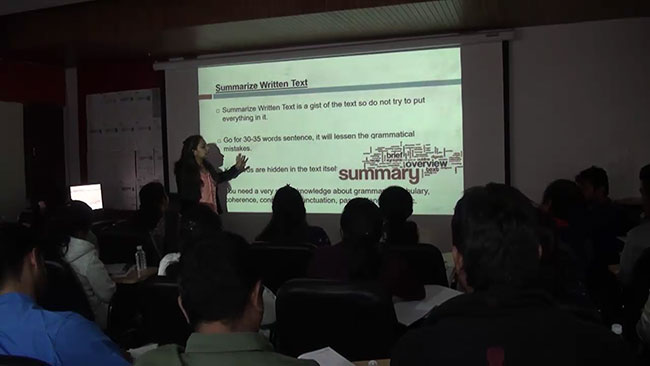 Master Session Ahmedabad