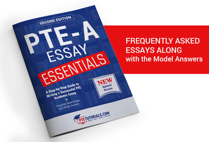 effective essay material to achieve target score in pte essay writing pte academic writing practice kit essay essential