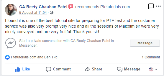 PTE Review