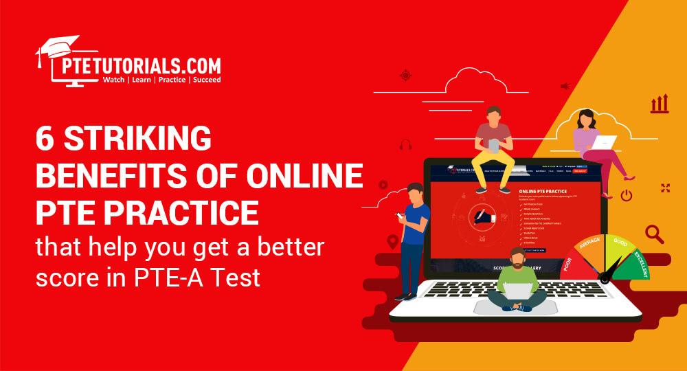Online PTE Practice