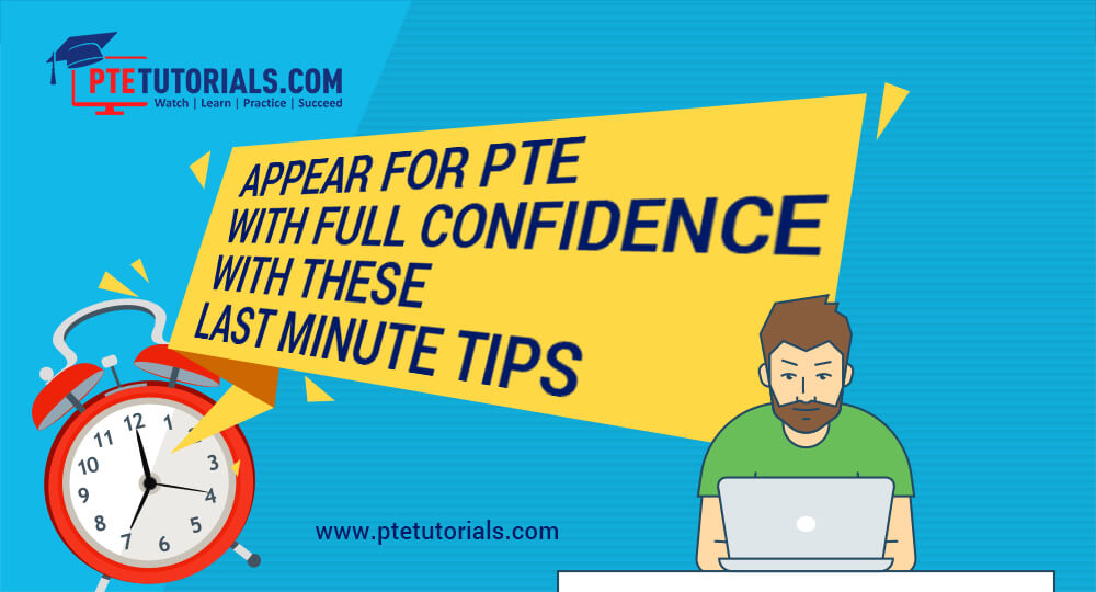 PTE Tips