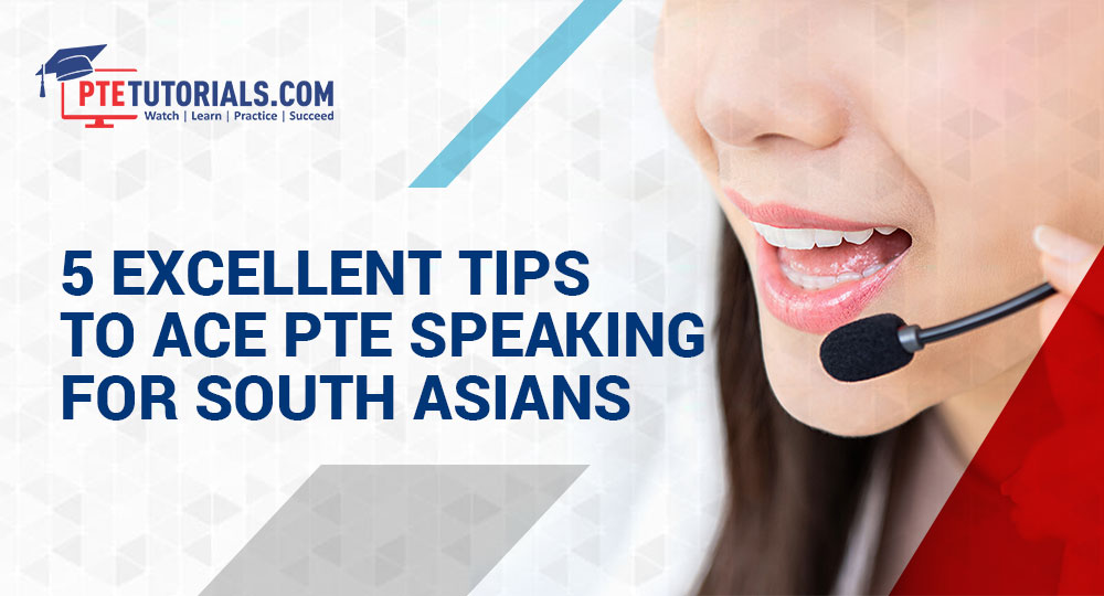 PTE Speaking