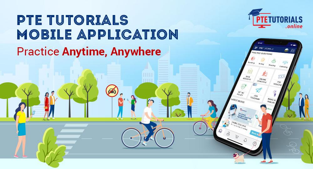 PTE Tutorials Mobile App