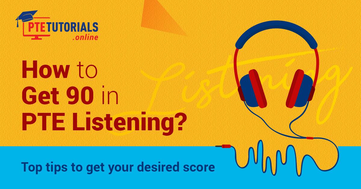 PTE-A Listening