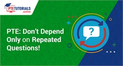 Repeated Questions of PTE